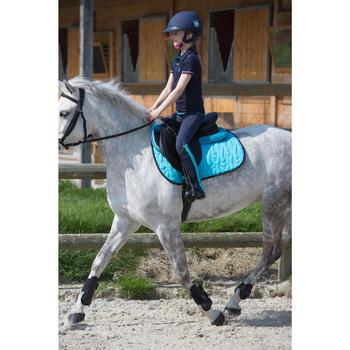 Mini-chaps équitation enfant 100 MESH - 1049179