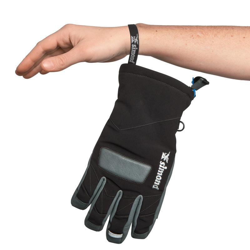 Warm Waterproof Gloves Simond Cascade