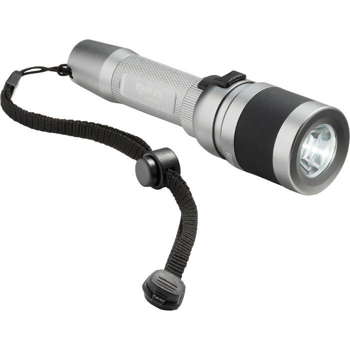 Torche EOS 4RZ 400 lumens de plongée, étanche 120 m