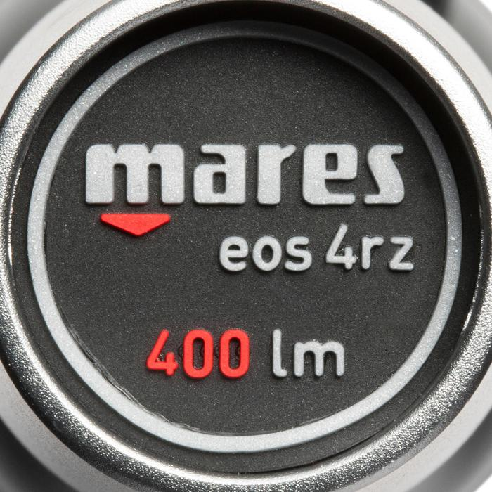 Torche EOS 4RZ 400 lumens de plongée, étanche 120 m - 1049383