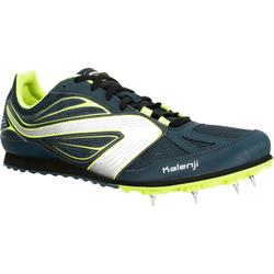 Atletiekschoenen met spikes voor veldlopen