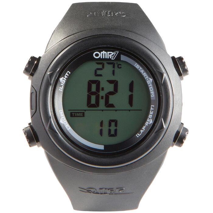 Tauchcomputer Uhrenformat OMR-1 Apnoe