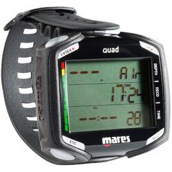 Relógio Computador de Mergulho Quad