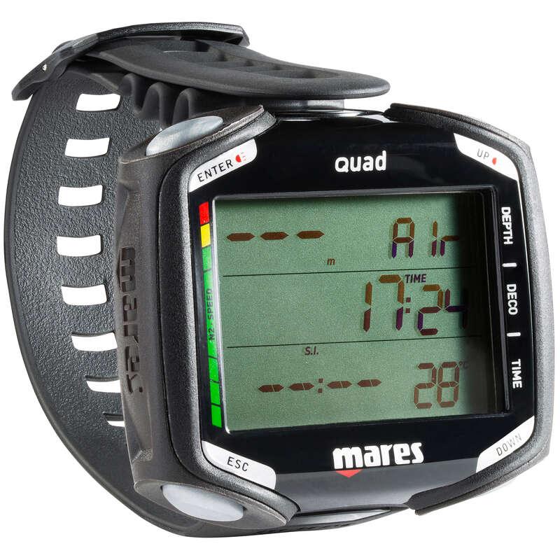 EQUIPAMENTOS & ACESSÓRIOS Relógios, GPS, Monitores Atividade - Relógio Computador Mergulho MARES - Relógios, GPS, Monitores Atividade