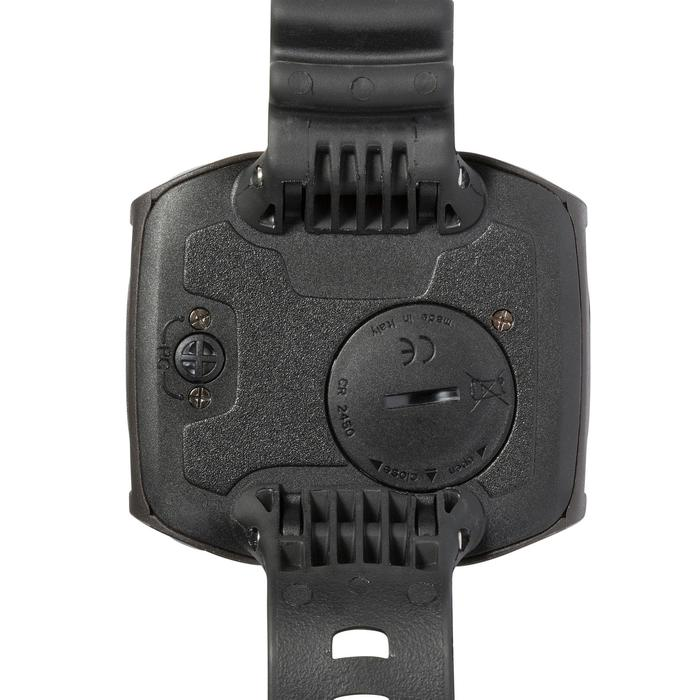 Ordinateur de plongée bouteille Quad noir - 1050151