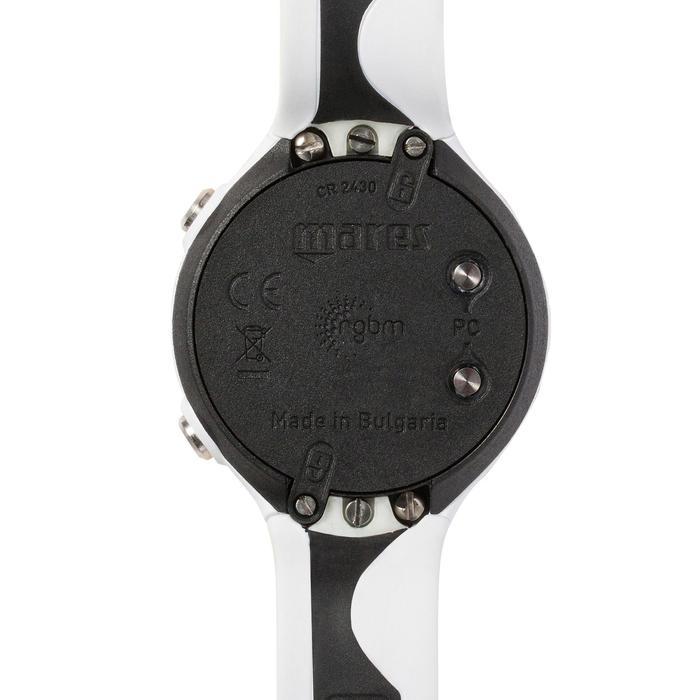 Montre ordinateur de plongée bouteille Smart noir/blanc - 1050153