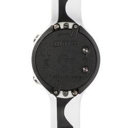 Reloj ordenador de buceo con botella Smart negro/blanco