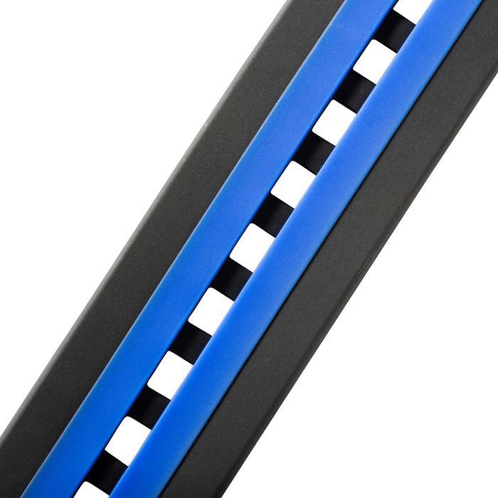 Duikcomputer Leonardo zwart/blauw