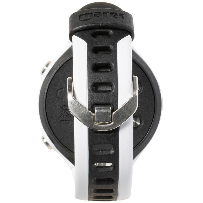 Montre ordinateur de plongée bouteille Smart noir/blanc - 1050164