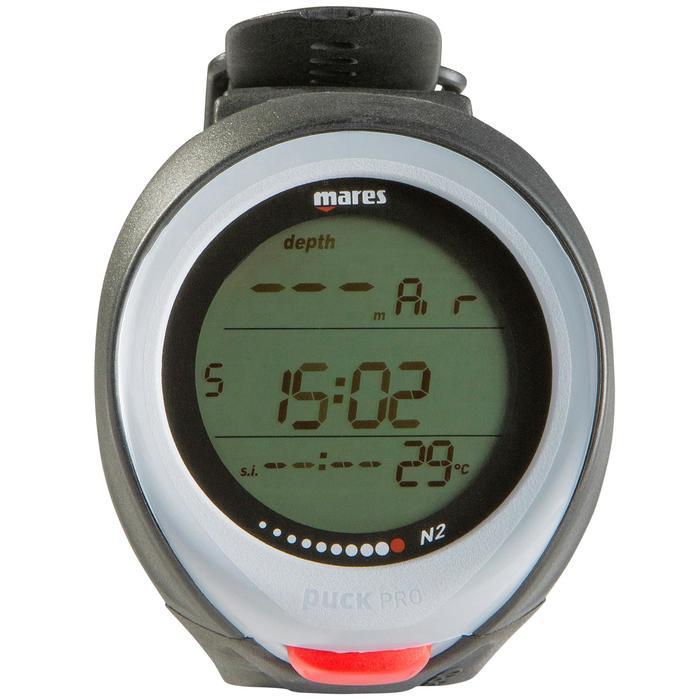 Ordenador Buceo Mares Puck Pro Negro / Gris (Reloj)