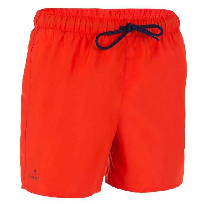Boardshort corto niños Hendaia Prems Rojo