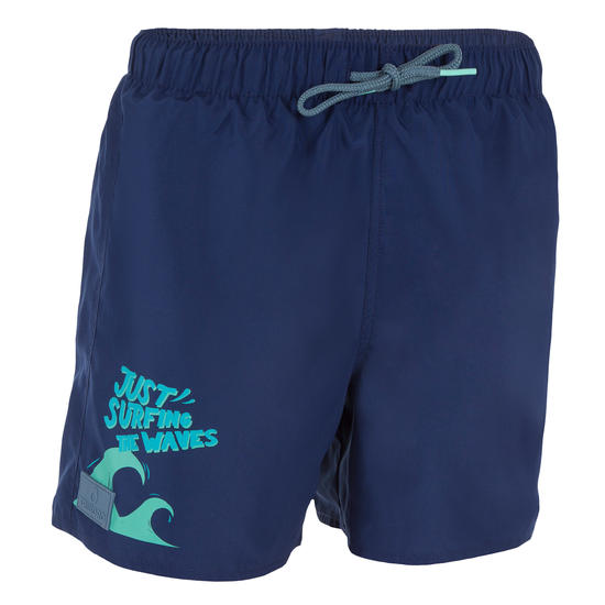 Korte boardshort voor jongens Joko Beach - 1050317