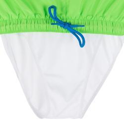 Zwembroek / korte boardshort voor jongens Hendaia Prems groen