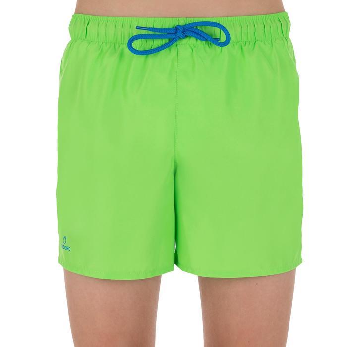 Kurze Boardshorts Hendaia Prems Jungen grün