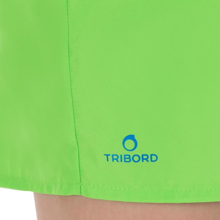 Boardshort corto niños Hendaia Prems Verde jazmín