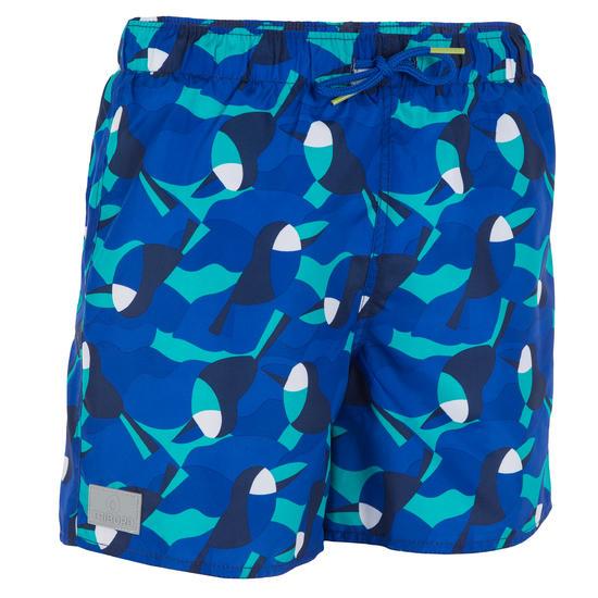 Korte boardshort voor jongens Joko Beach - 1050506