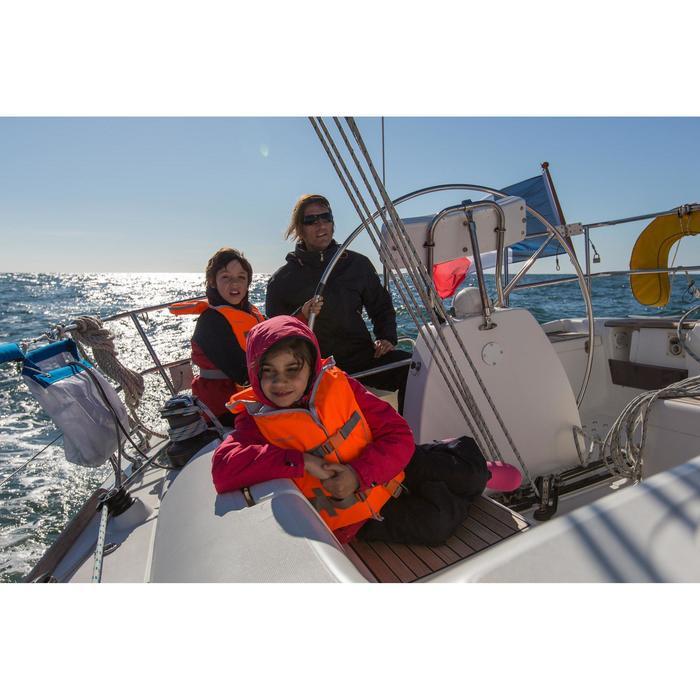 Chaleco salvavidas espuma barco niño LJ 100N naranja