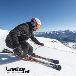Heren skibroek Slide 900 zwart - 1050584