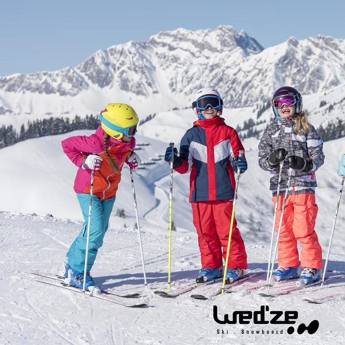 Casque de ski et de snowboard enfant Stream 500 JR noir. - 1050588