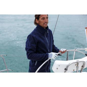 Polaire bateau homme RACE foncé - 105090