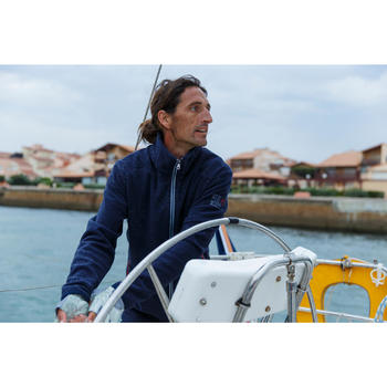 Polaire bateau homme RACE foncé - 105092