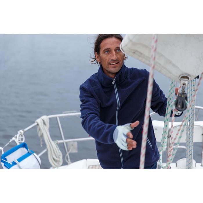 Polaire bateau homme RACE foncé - 105093