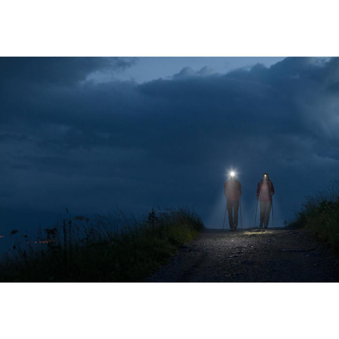 Lampe frontale Trekking ONNIGHT 300 - 130 lumens - 1051150