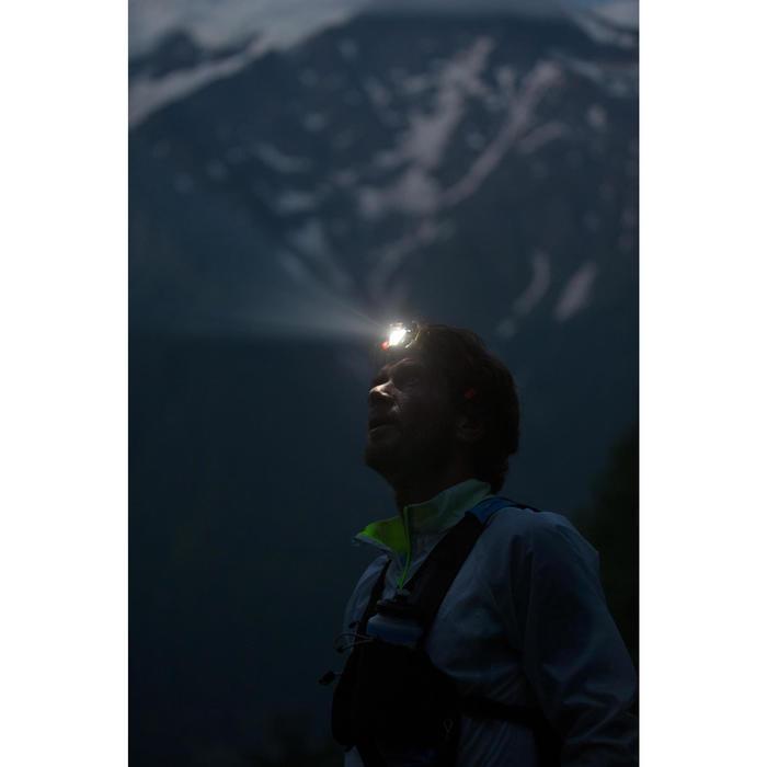 LAMPE FRONTALE TRAIL RUNNING ONNIGHT 710 Noire Orange - 300 lumens - 1051163