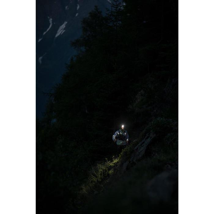LAMPE FRONTALE TRAIL RUNNING ONNIGHT 710 Noire Orange - 300 lumens - 1051169