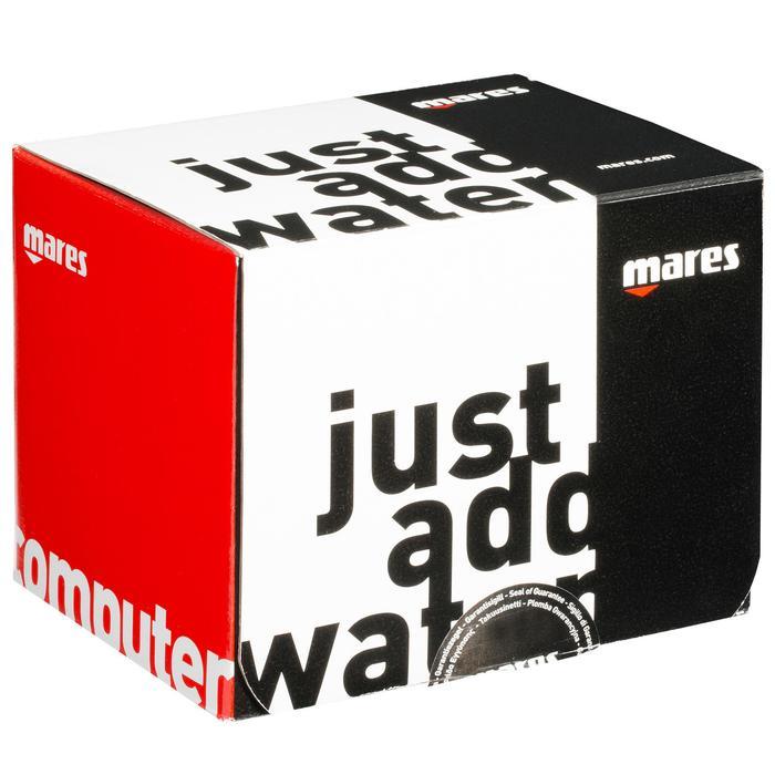 Duikhorloge Smart zwart/wit - 1051504
