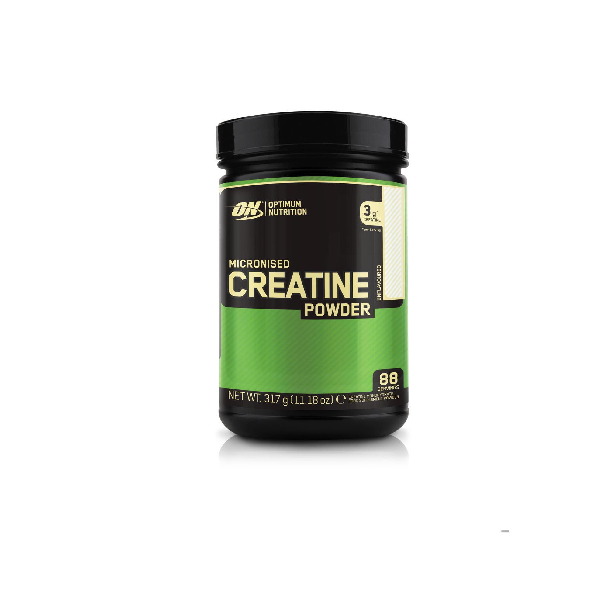 Kreatin-Pulver Optimum 317 g