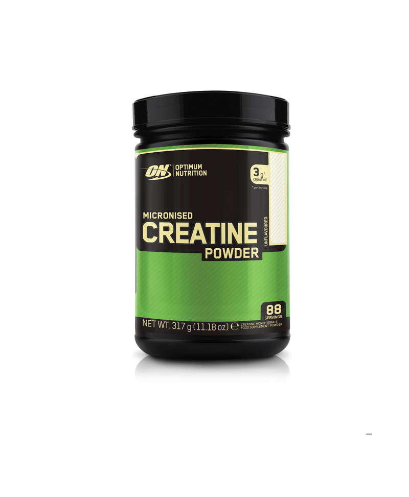 PROTEINS AND SUPPLEMENTS Supplements - Creatine Powder - 317 g OPTIMUM NUTRITION - Nutrition and Body Care