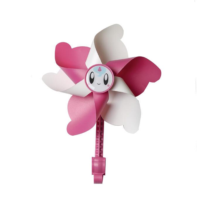 風車 100 - 粉紅