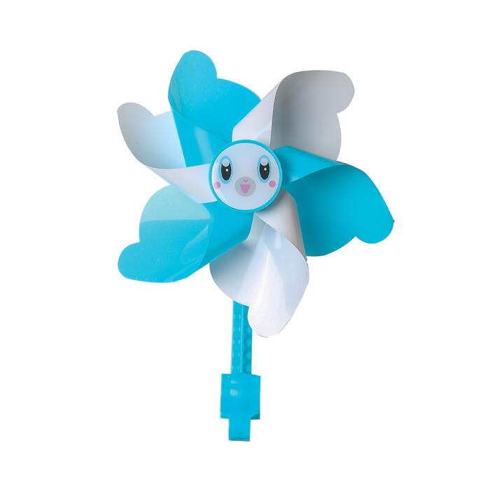 風車100-藍色