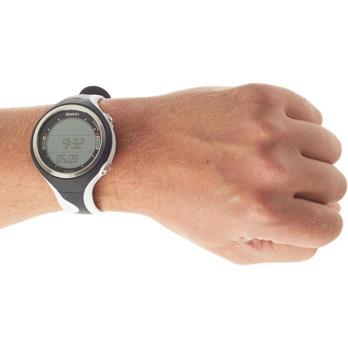 Duikhorloge Smart zwart/wit - 1051647