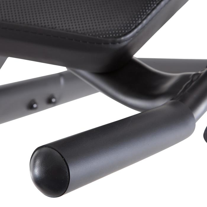 Velo d'appartement assis E SEAT, compatible application Domyos Econnected