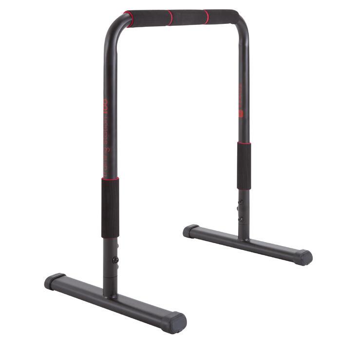 Dip bars trainingstoestel 100