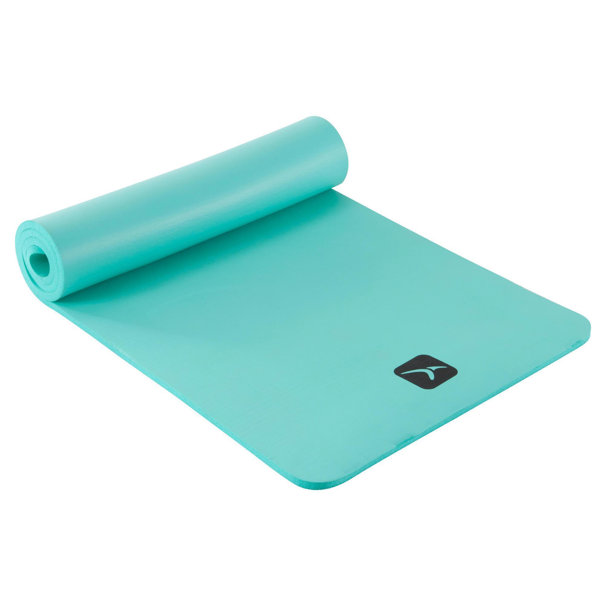 tapis gym pilates confort vert domyos by decathlon. Black Bedroom Furniture Sets. Home Design Ideas