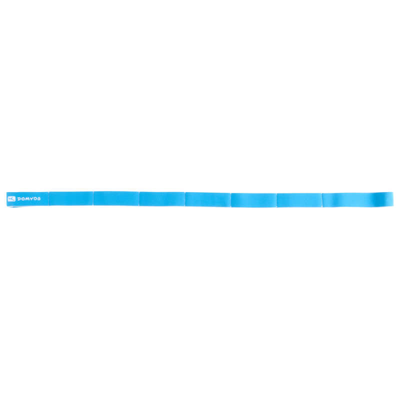 TONING EQUIPMENT Fitness and Gym - Resistance Band 500 - Medium DOMYOS - Fitness and Gym