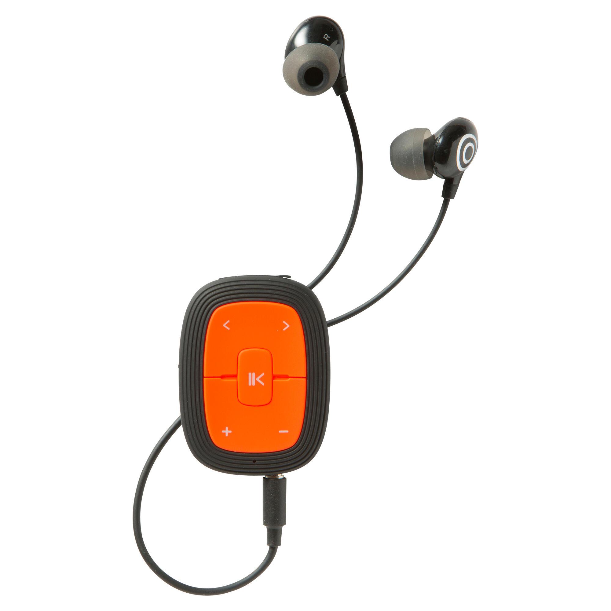 Geonaute MP3-speler ONsound 110 met sport oortjes