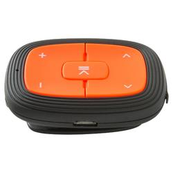Reproductor MP3 Running Geonaute ONsound 110 Naranja Con Auriculares Deportivos