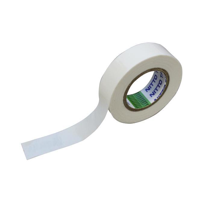 Tape voor vlechten ruitersport wit