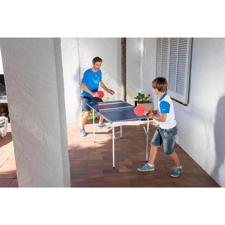 mini ft free table tennis table | artengo