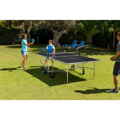 table de ping pong ft 750 ope outdoor housse offerte. Black Bedroom Furniture Sets. Home Design Ideas