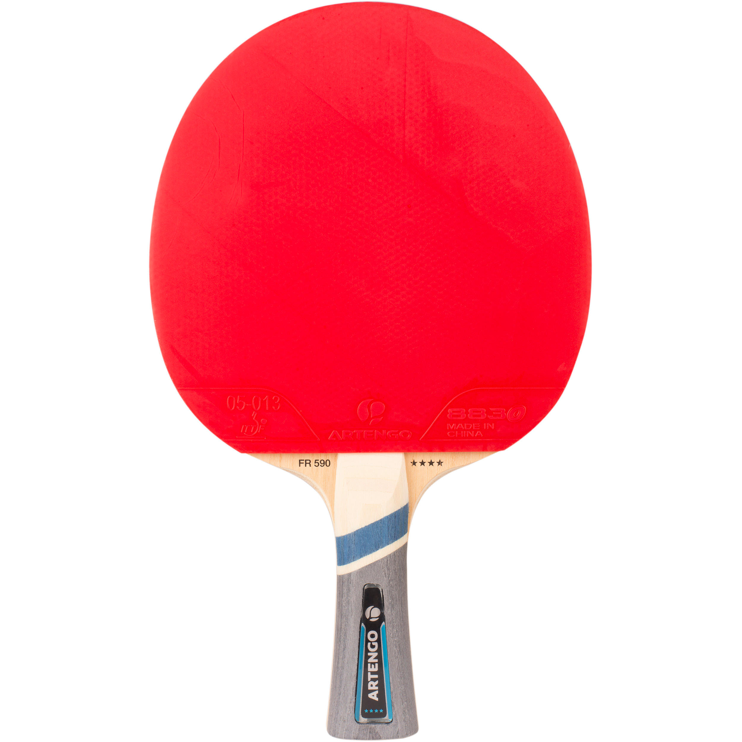 FR 590 4* Table Tennis Paddle