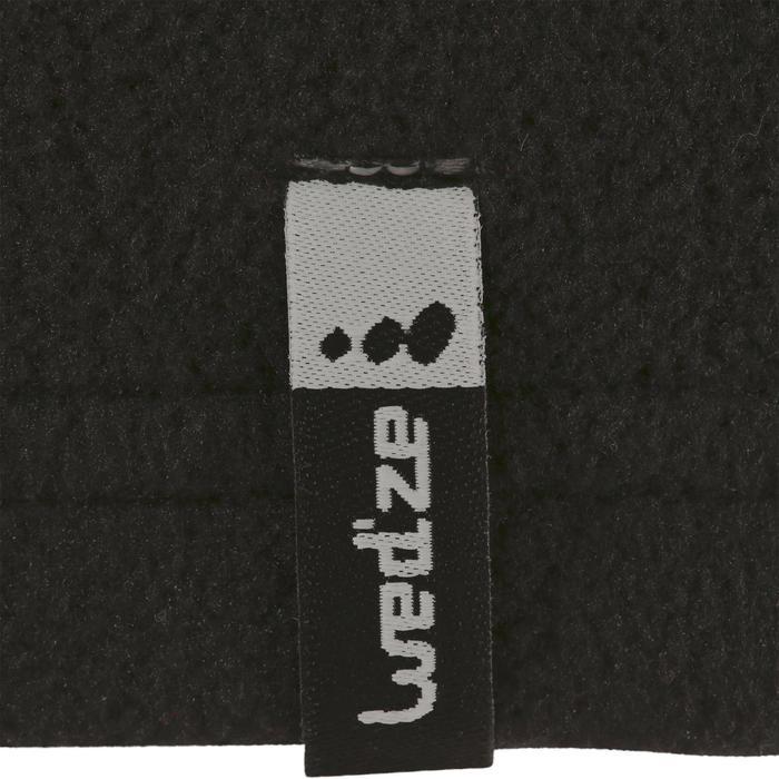 兒童滑雪帽FIRSTHEAT - 黑色