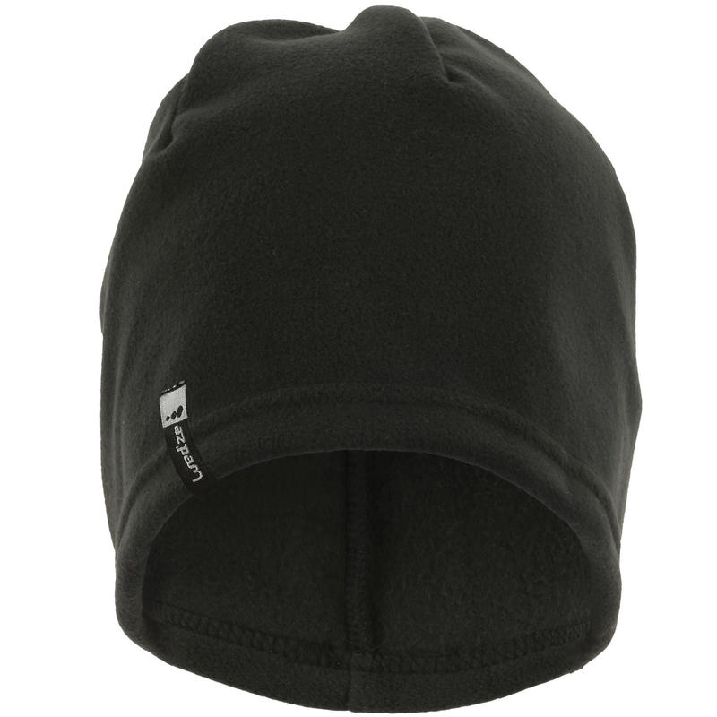 KIDS' SKI HAT FIRSTHEAT BLACK