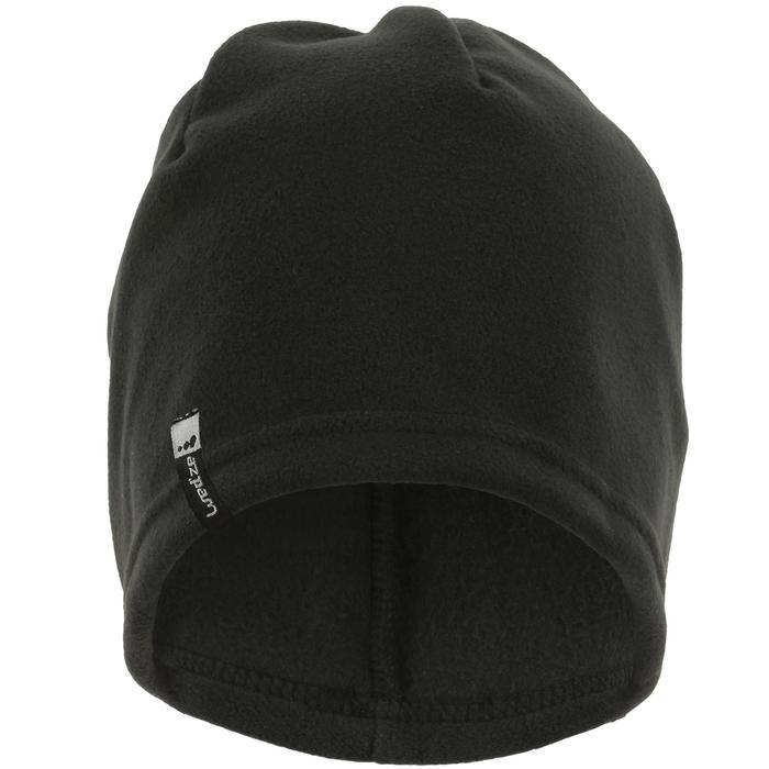 CHILDREN'S FIRSTHEAT SKIING HAT - BLACK