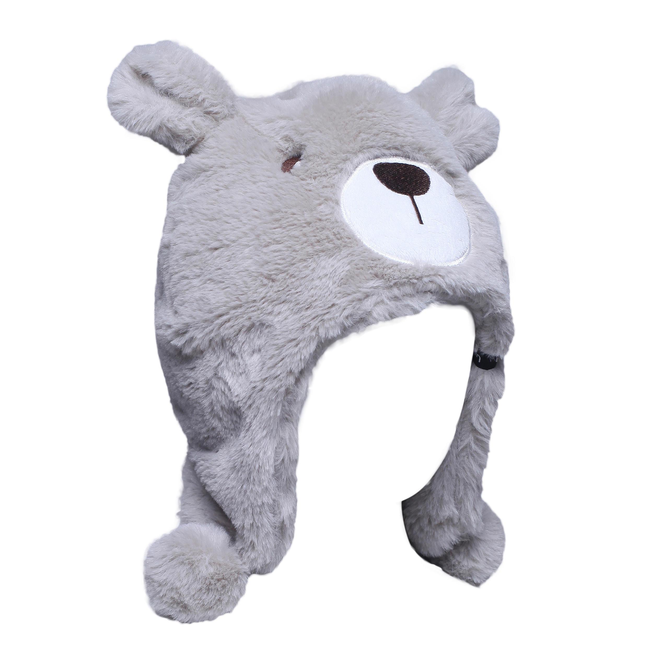 หมวกสกีรูปหมีสำหรับ...