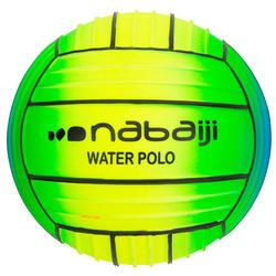 Grote bal met grip voor het zwembad, rainbow